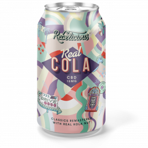 CBD Real Cola – Ethically Sourced in the UK | Rebelicious