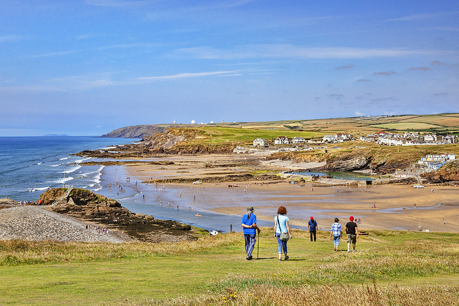 Is 2021 The Year For A Walking Holiday In Cornwall?